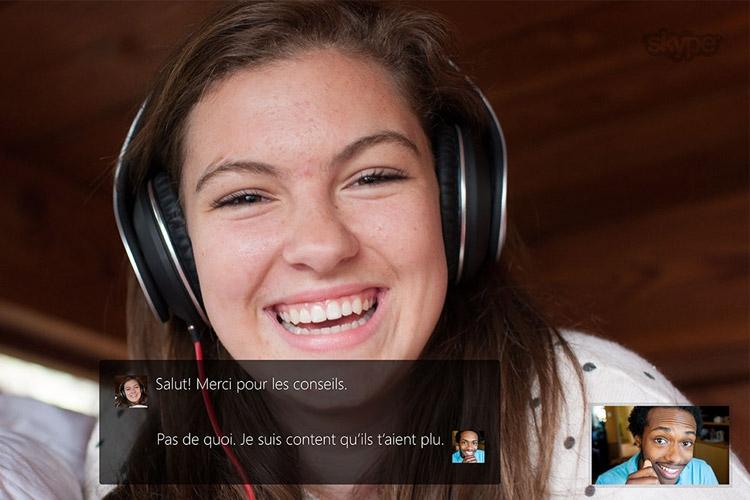 مترجم اسکایپ جهانی شد