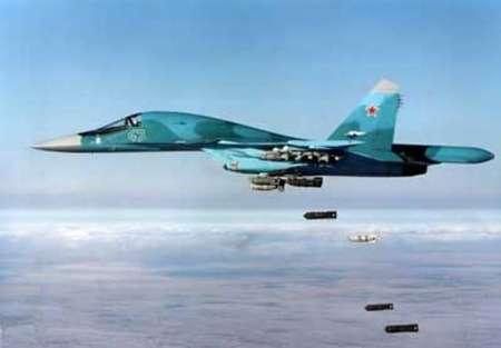 «کابوس روسی» و «شیطان دریایی» علیه داعش +عکس