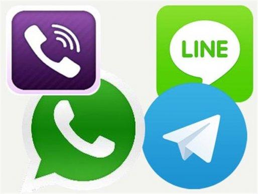 واتساپ امنتر است یا تلگرام ؟