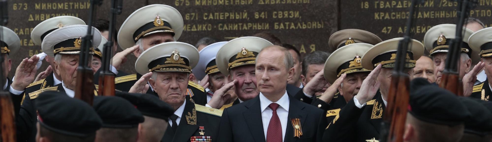 حضور روسیه در سوریه