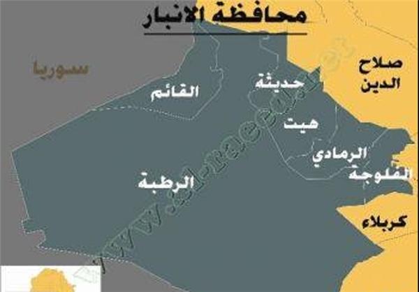 «داعش» کجای عراق است؟+اینفوگرافی و نقشه