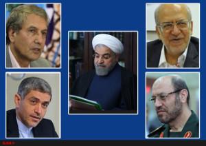 از سهیم دانستن احمدی نژاد در خواب عمیق اقتصاد تا حمله به طبیب تورم