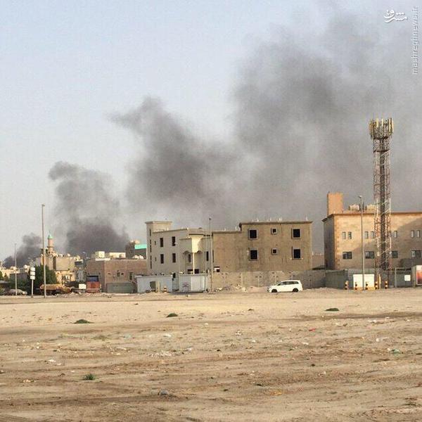 تفاصیل حمله نیروهای امنیتی سعودی به مناطق شیعه نشین این کشور+تصاویر