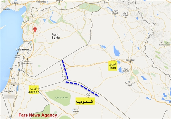 پاکسازی 200 کیلومتر مرز عراق با عربستان و اردن از عناصر داعش