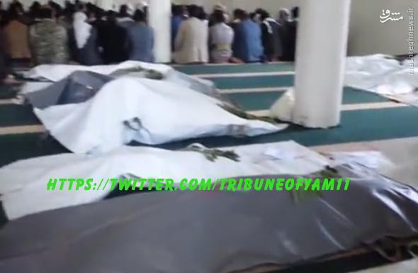 قربانیان حمله هوایی آل سعود به مجلس عروسی+تصاویر