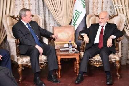 انتقاد عراق از عدم پشتیبانی آمریکا از مبارزه با داعش
