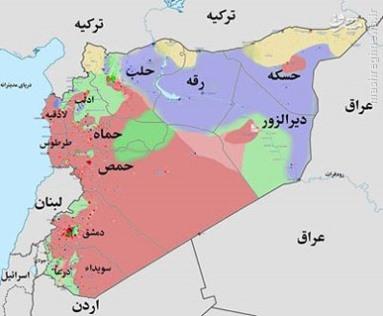 جغرافیای محل شهادت سردار همدانی را بشناسید+ نقشه و عکس