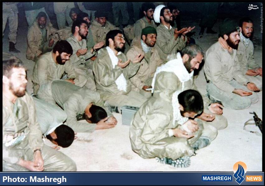 تصاویر/ «ابو وهب» در سالهای جنگ