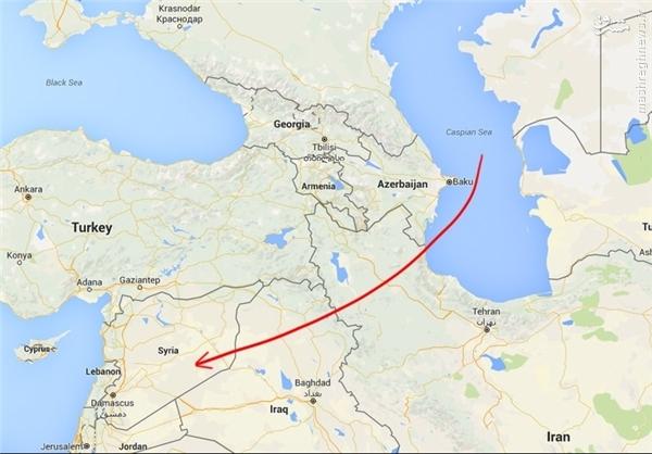 چرا «سیانان» موشکهای روسیه را در ایران فرود آورد؟ + فیلم/// در حال ویرایش