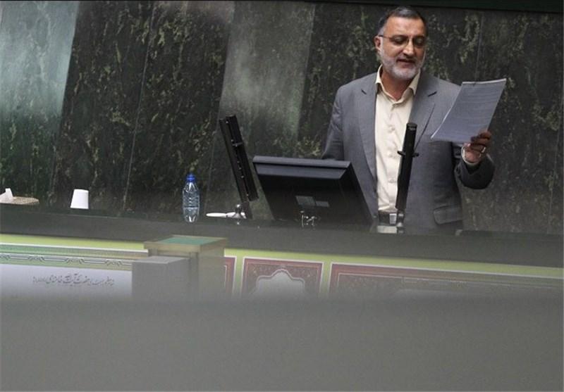 مجلس با کلیات طرح برجام موافقت کرد/ از حضور ظریف تا تذکر مکرر نمایندگان/ صالحی: برخی به من گفتهاند میخواهیم رویت سیمان بریزم و همراه با راکتور اراک دفنت کنیم / زاکانی: شرمن اعلام کرد این طرح تمام خواستههای آمریکا را تأمین میکند/ زاکانی: آقای لاریجانی اتهام دروغ به من زدید