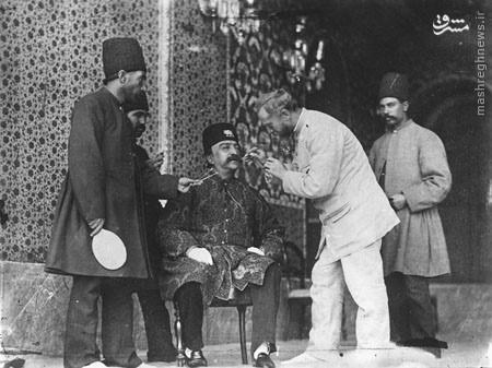 نفوذ انگلیس در حرمسرای قاجار