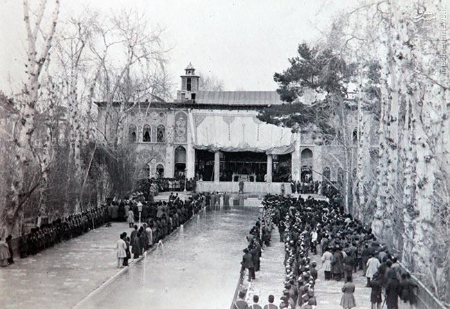 عکس/ مراسم عید قربان در زمان قاجار