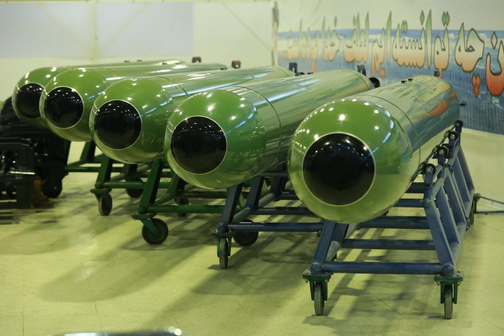 خط تولید انبوه نسل جدید اژدرهای ایرانی با نام «والفجر» افتتاح شد+عکس