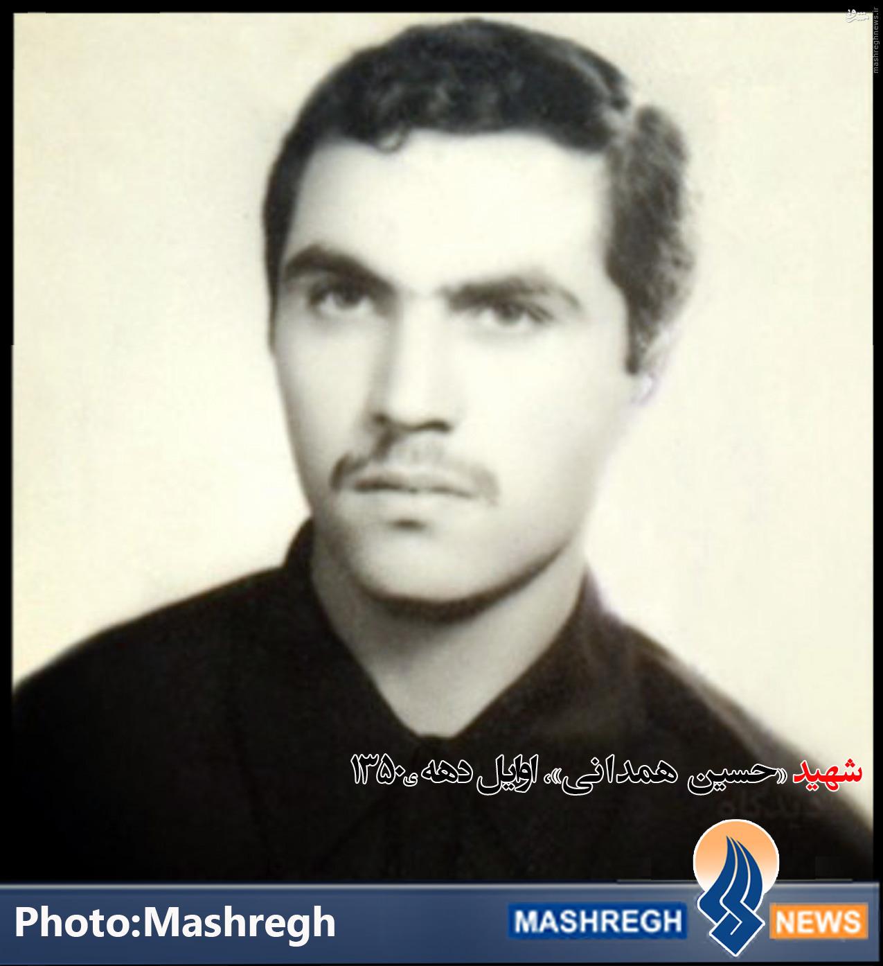 عکس/ «حاج حسین همدانی» وقتی که کشتی گیر بود