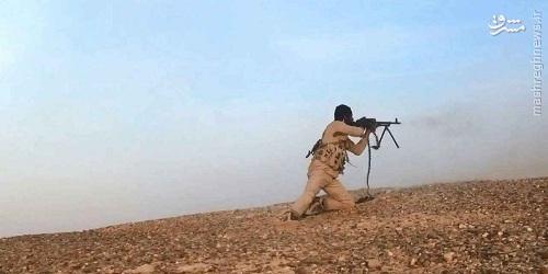 درگیریهای سد سامراء به روایت داعش+تصاویر
