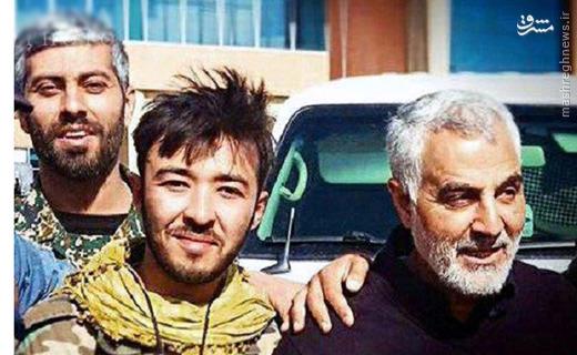 تکذیب خبر شهادت پاسدار ایرانی در سوریه +عکس
