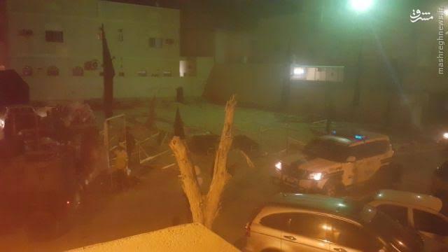 حمله به خیمههای عاشورایی در بحرین +عکس