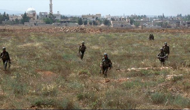 کشته شدن 300 تروریست در حومه لاذقیه