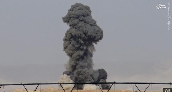 عملیات انتحاری تبعه سعودی در بیجی+تصاویر