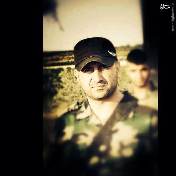 هلاکت فرمانده یگان ویژه ارتش آزاد در شمال حمص+تصویر