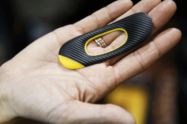 چسب زخمی برای اندازهگیری ضربان قلب