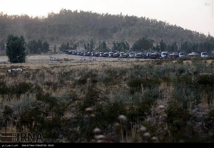 شور «محرم» در کالبد یگانهای رزمی ارتش/ رزمایشی برای رونمایی از کاوه و فکور