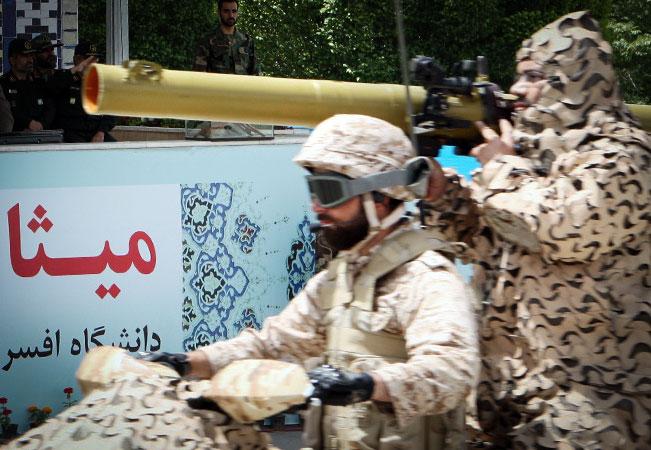 از آر پی جی 7 تا «RPG-29»؛ تحولی که «محرم» برای ارتش به ارمغان آورد +عکس