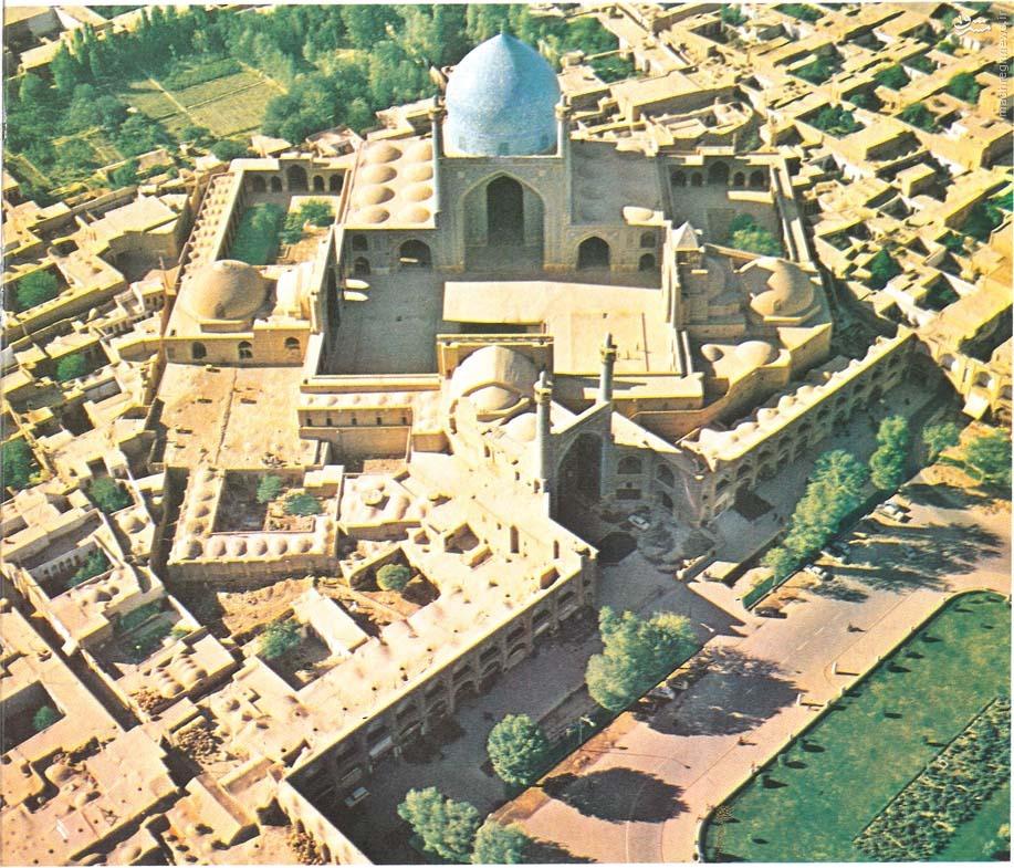 نگاهی به نمادهای شهری تهران: از مساجد تا برجهای بانکی + تصاویر