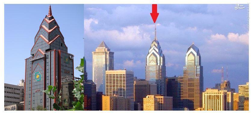 نگاهی به نمادهای شهری تهران: از مساجد تا برجهای بانکی///سیر تحول نمادهای شهری تهران؛ از مسجد به برجهای بانکی + تصاویر