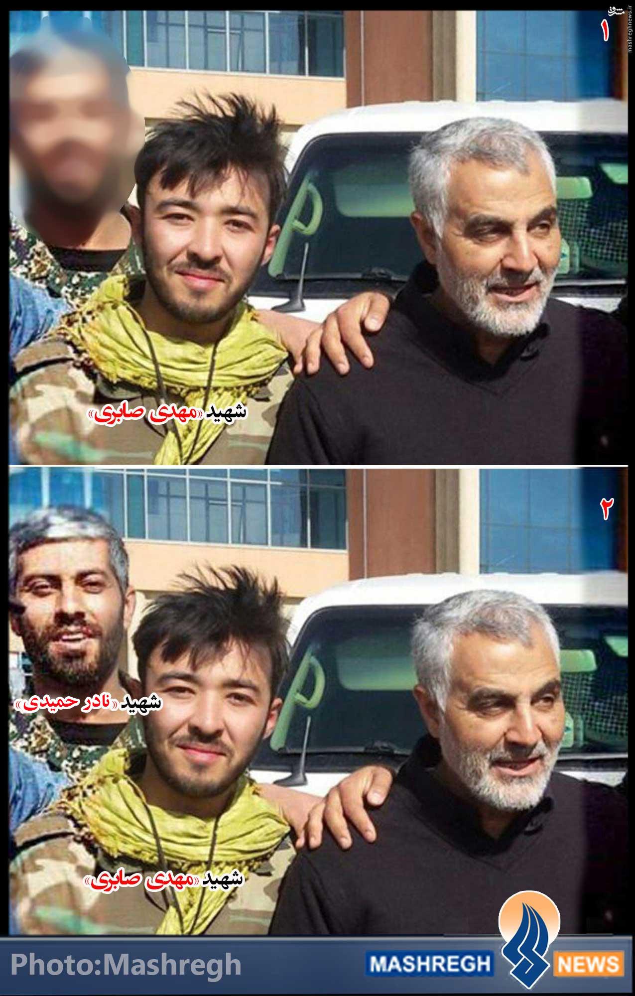 عکس/ باز هم تصاویری کامل شد