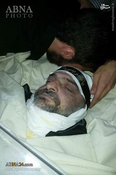 شهادت یک رزمنده دیگر حزبالله در سوریه+عکس