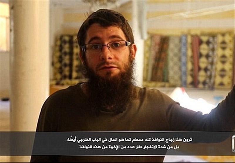 پسر کارگردان هالیوود، جلاد فیلمهای تبلیغاتی داعش +عکس
