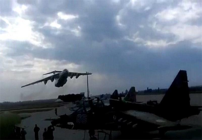 پرواز هواپیمای غول پیکر اوکراینی در ارتفاع پایین + تصاویر