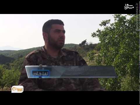 هلاکت فرمانده ارشد ارتش آزاد در لاذقیه+تصاویر