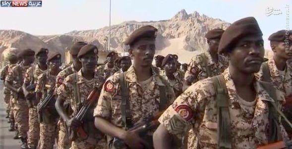 ورود 450 مزدور سودانی دیگر به یمن+تصاویر