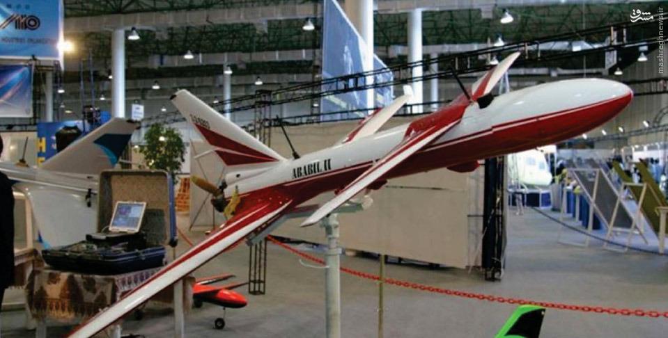 ایران در حال تولید هواپیمای بیسرنشین و صادرات عینک دید در شب است/// در حال ویرایش