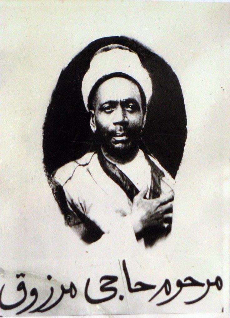 حضرت زهرا (س) به این پیر غلام سفارش خواندن روضه علی اصغر(ع) کرد+ فیلم