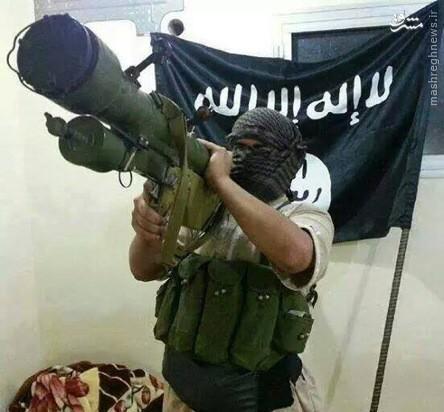 تحویل محموله جدید تسلیحاتی به تروریستها از سوی آمریکا