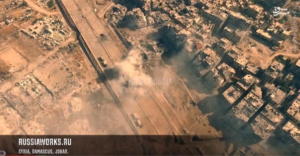 ورود دو تیپ حزب الله عراق به سوریه / ادامه پیشروی های ارتش با پشتیبانی بمب افکن های روسی/ سرقت محموله تدارکات سازمان ملل برای مردم فوعه و کفریا+ عکس و نقشه