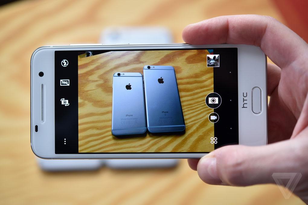 گوشی وان ای 9 اچتیسی معرفی شد؛ صفحه نمایش ۵ اینچ فول اچدی و پردازنده اسنپدراگون ۶۱۷