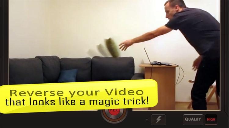 نرمافزار معکوس کردن ویدئوها +دانلود
