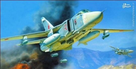 احتمال هلاکت زهران علوش در بمباران هوایی روسیه+تصاویر