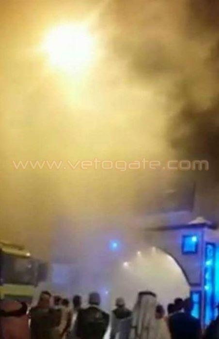 فاجعههای دنبالهدار در منا/ چادر زائران مصری آتش گرفت