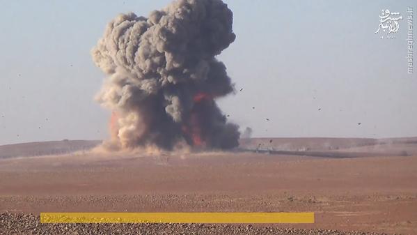 حمله داعش به مرز عراق و سعودی+تصاویر