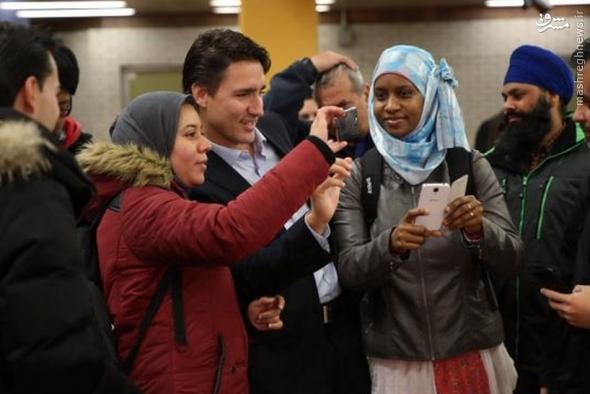 کانادا با ترودو خوش اخلاقتر می شود