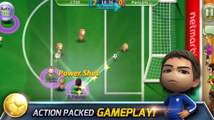 بازی فوتبال فانتزی برای موبایل+دانلود