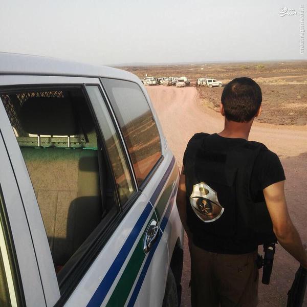 هلاک و دستگیری پسرعموهای داعشی سعودی+تصاویر