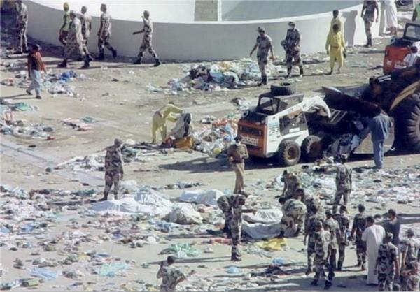 از شایعه تا واقعیت جمعآوری اجساد فوتشدگان حادثه «منا» با بلدوزر +تصاویر