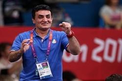 محمد بنا سرمربی تیم ملی کشتی فرنگی شد