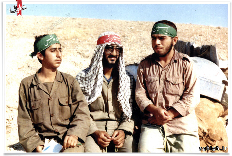 حاج محمد طاهری فکر کرد شهید شدهام/آقا شعرم را اصلاح کردند